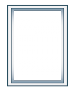Picture Window 44 x 77 1/4