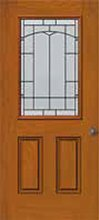 Topaz Door Glass Style TO61
