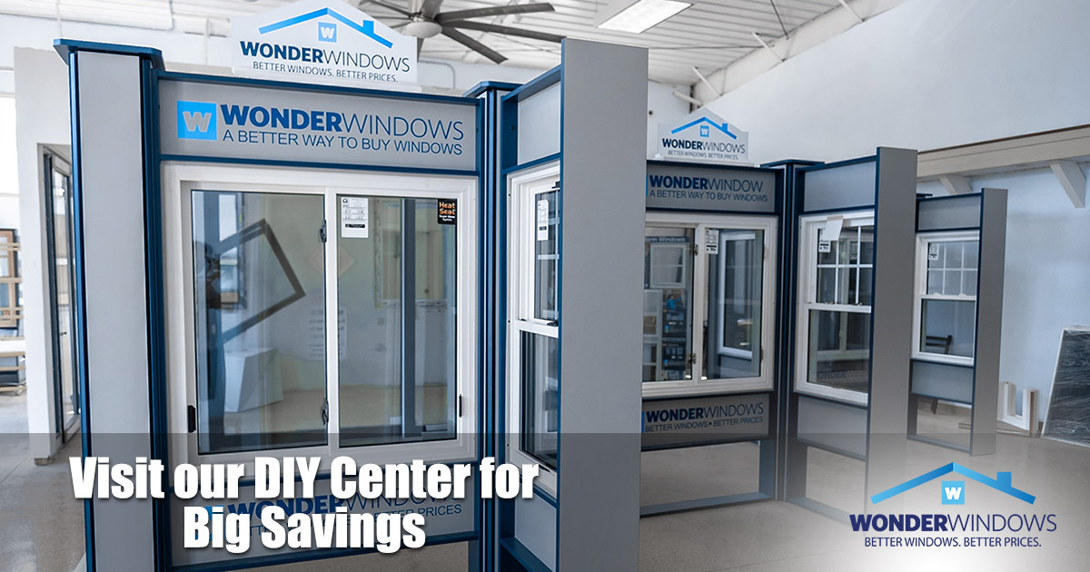 Visit our DIY Center for Big Savings and Deals