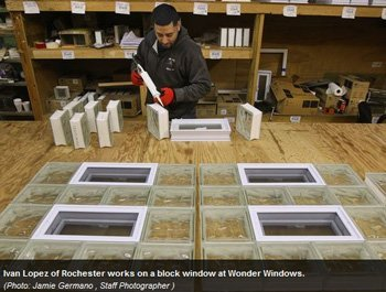 Wonder Windows Glass Block