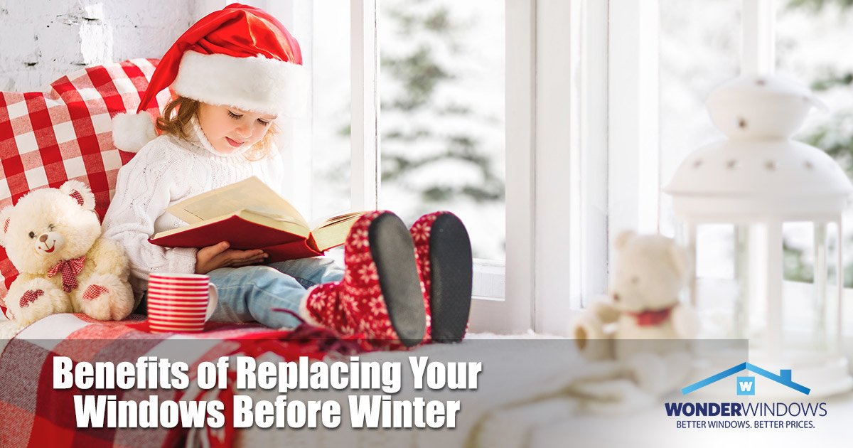 Benefits of Replacing Your Windows Before Winter