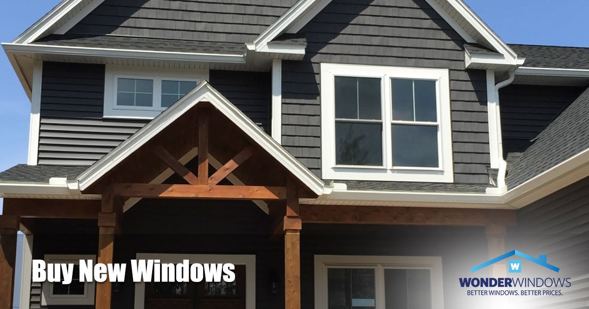 Buy New Windows Rochester NY & Buffalo NY