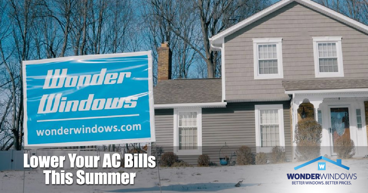 Lower Your Home's AC Bills This Summer