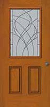 Waterside Door Glass Style WS61