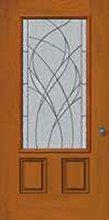 Waterside Door Glass Style WS81