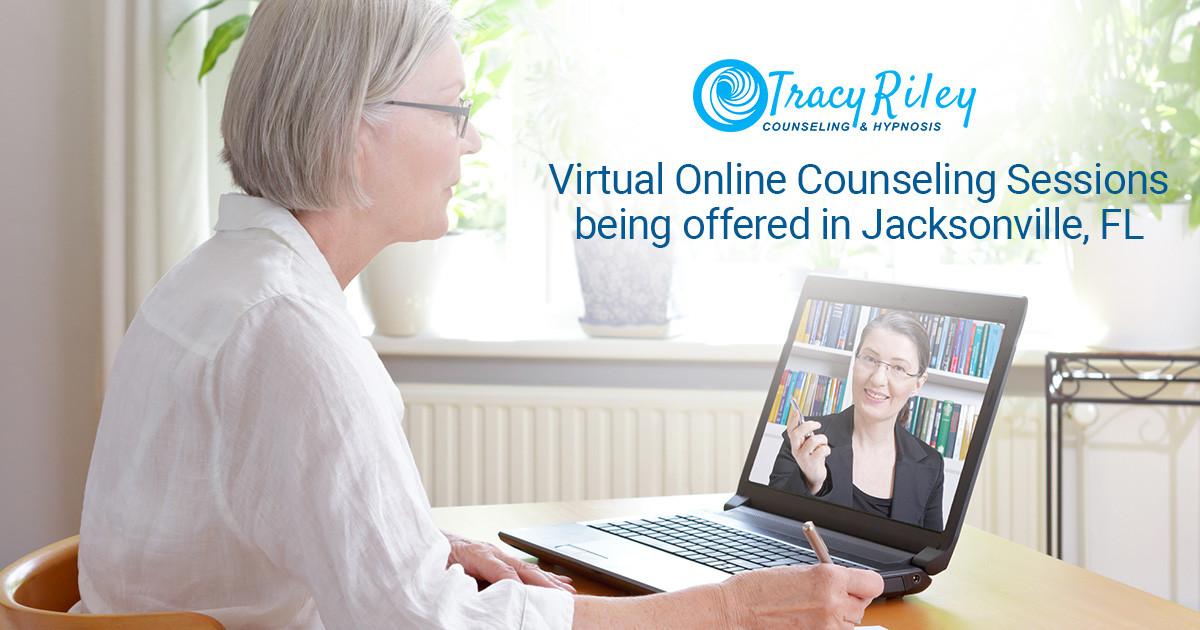 Virtual Online Counseling Sessions in Jacksonville and NE Florida