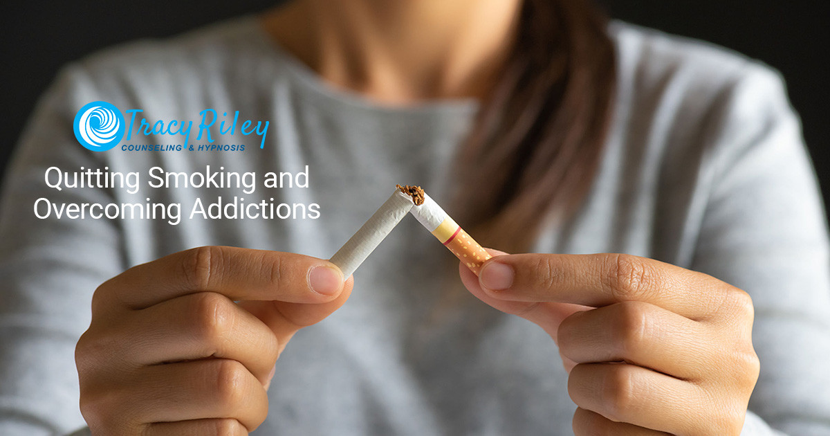 Quitting Smoking and Overcoming Addictions