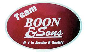 Boon & Sons Team