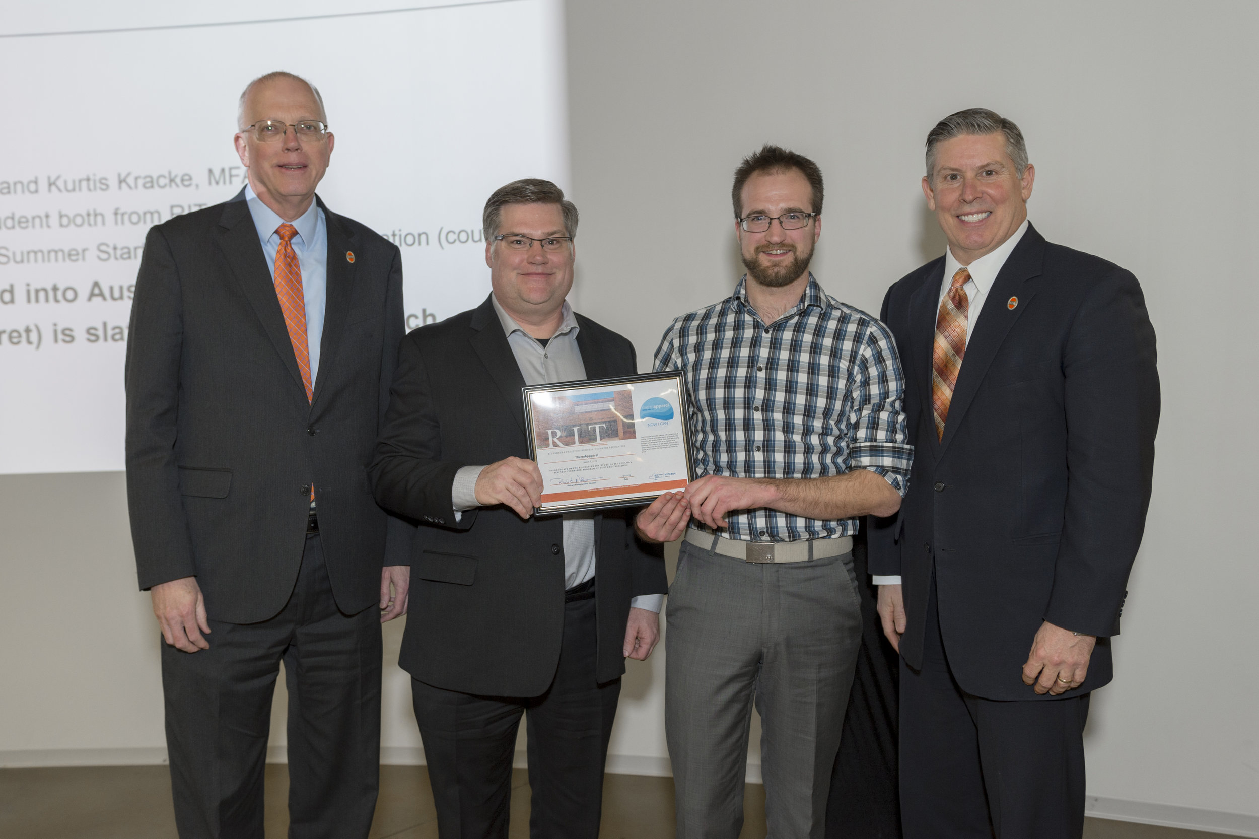 RIT Venture Creations technology business incubator launches four new companies