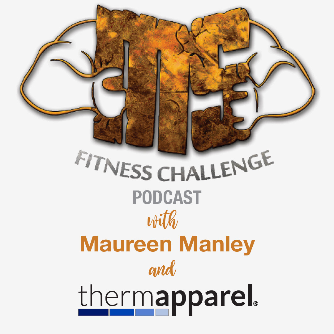 MS Fitness Challenge Podcast with Maureen Manley