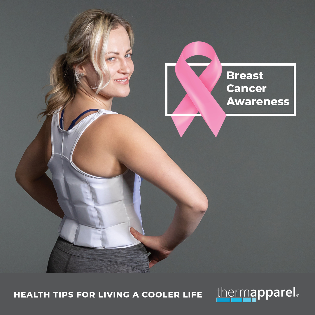 Breast Cancer, Hot Flashes and Cooling
