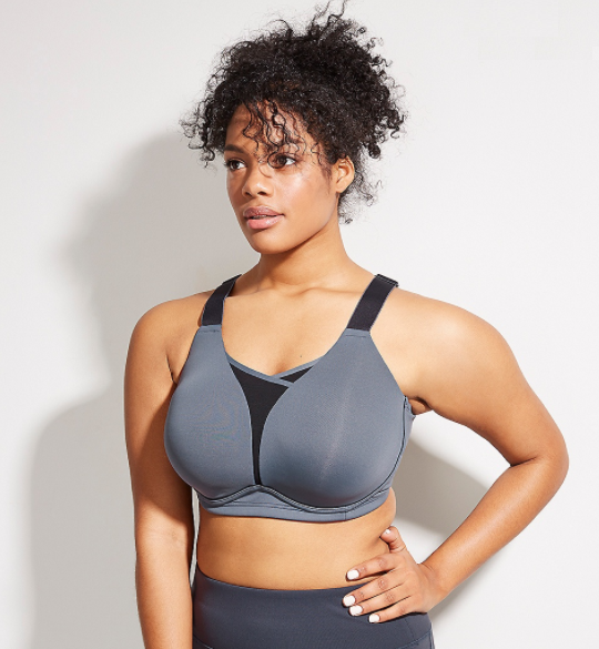 Cooling No Wire Sports Bra, Lane Bryant: $69.50