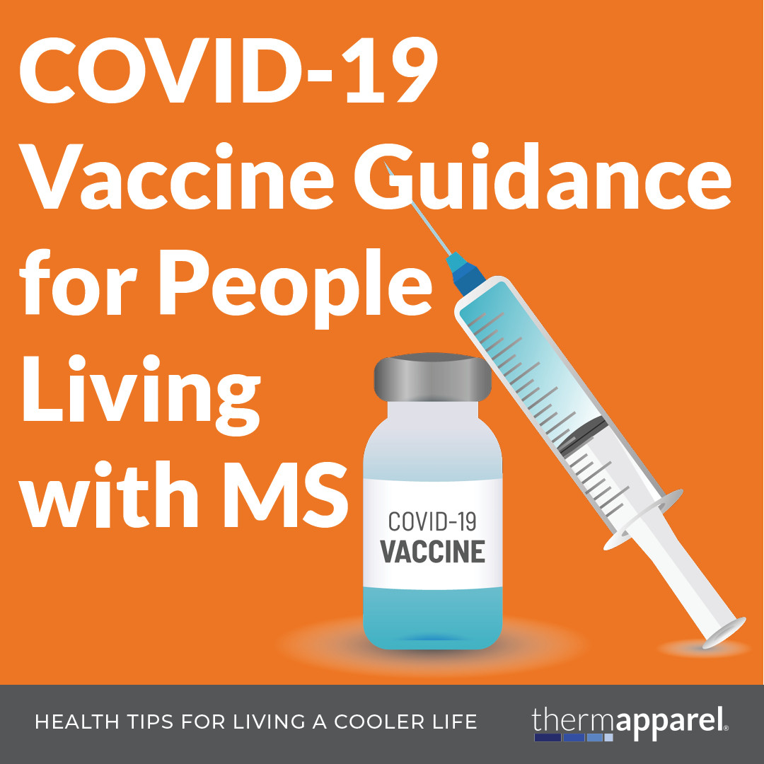 COVID-19 Vaccine Guidance for People Living with MS