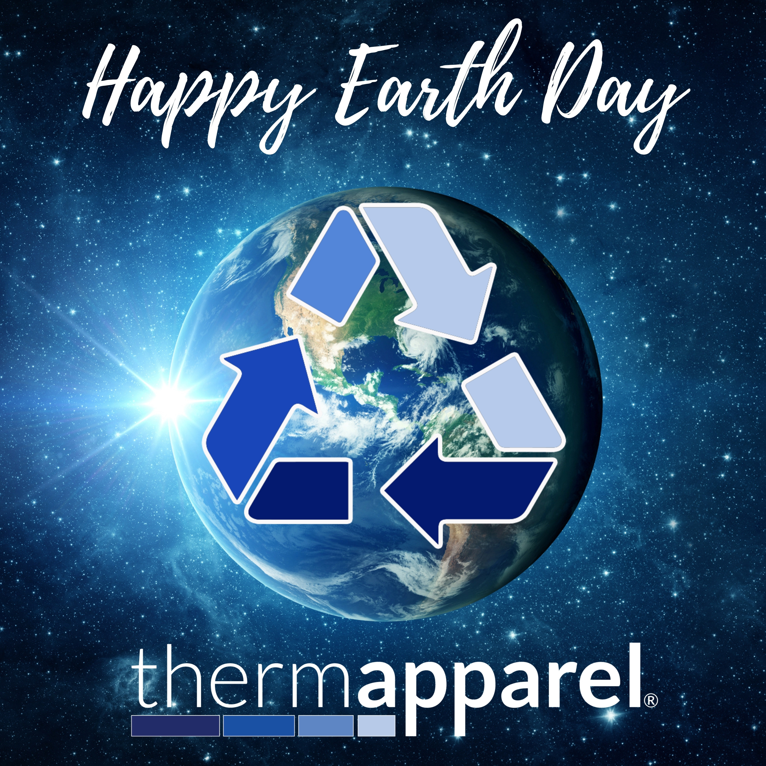 Earth Day and Cooling Pack Recycling Program through ThermApparel