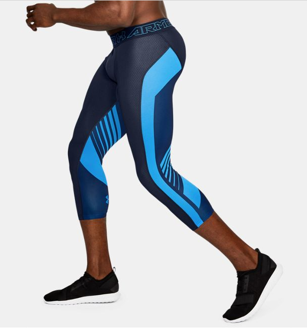 HeatGear SuperVent Leggings, UnderArmor: $45