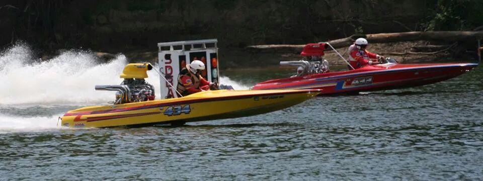 Testimonial - George - Drag Boat Racing