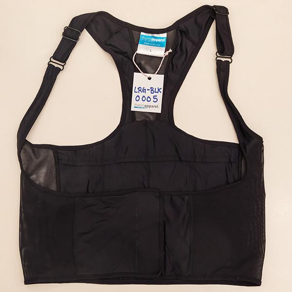 Black Large Vest - Scratch & Dent 0005