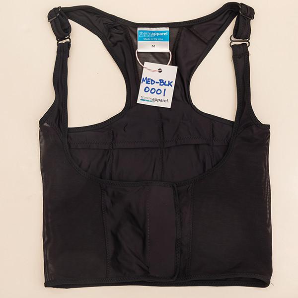Black Medium  Vest - Scratch & Dent 0001