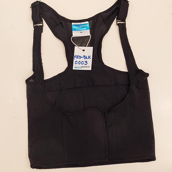 Black Medium  Vest - Scratch & Dent 0003