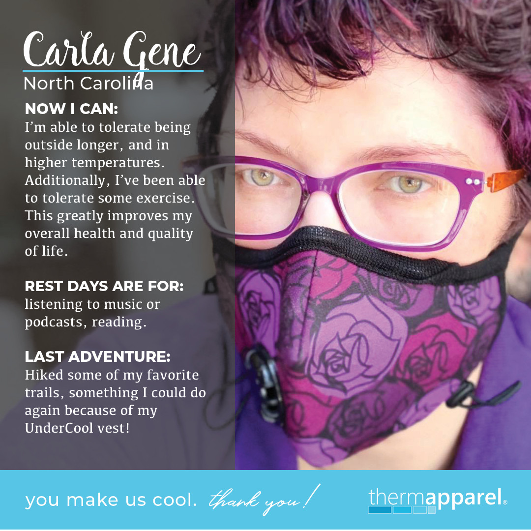 Testimonial - Carla Gene - North Carolina