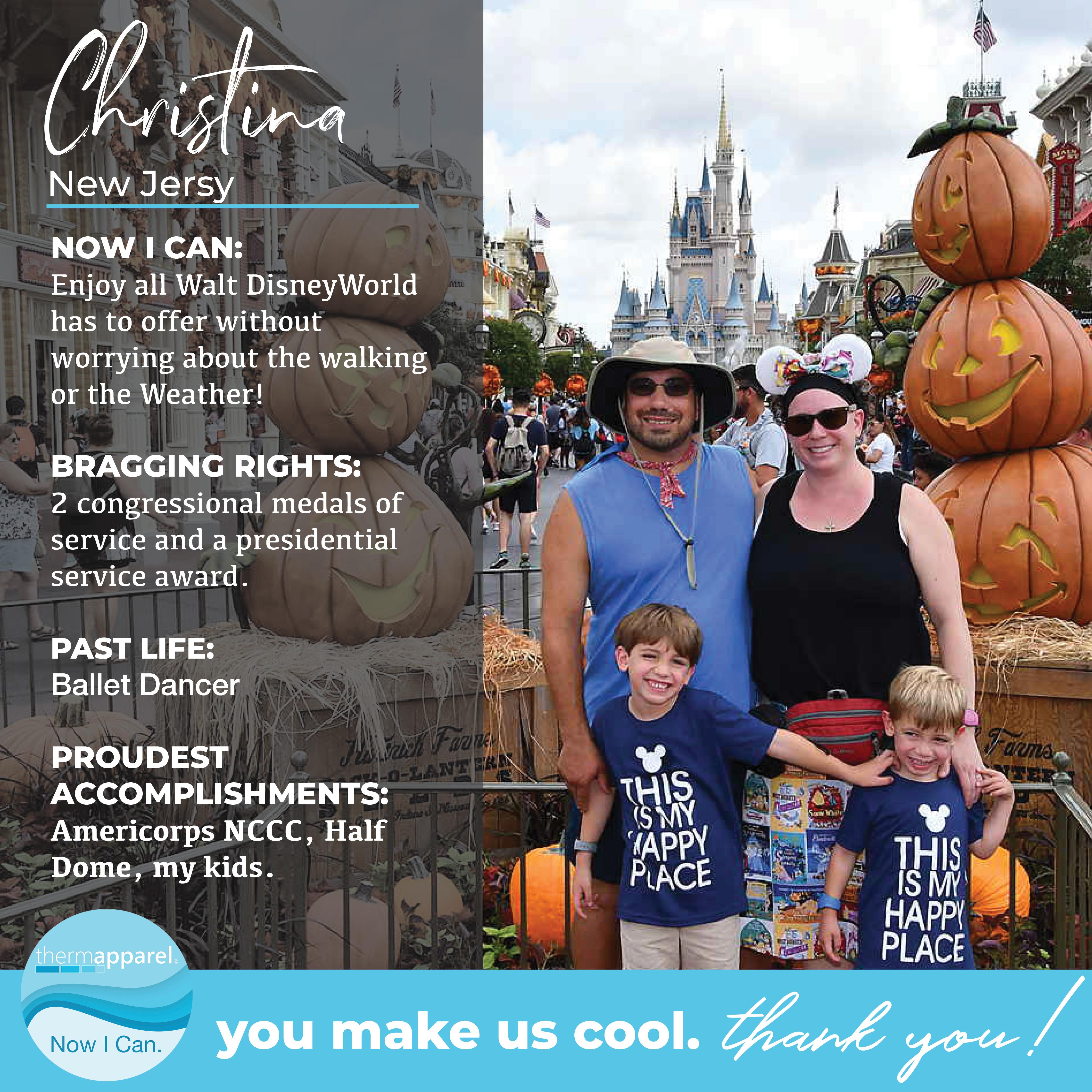 Staying Cool at Walt Disney World