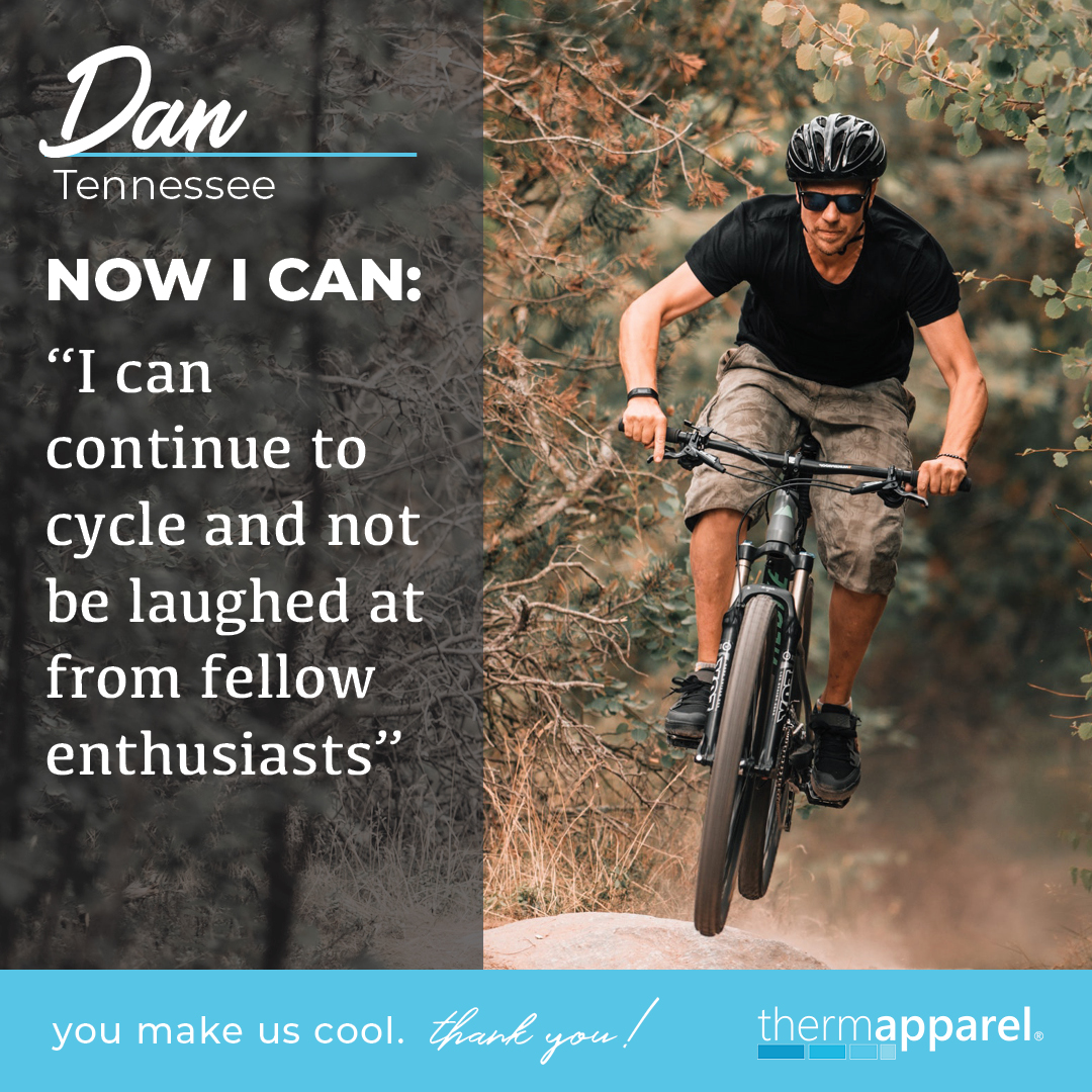 Testimonials:  Now I Can Cycle