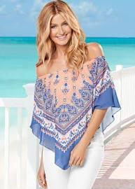 Rayon blouse, Venus, $24.99