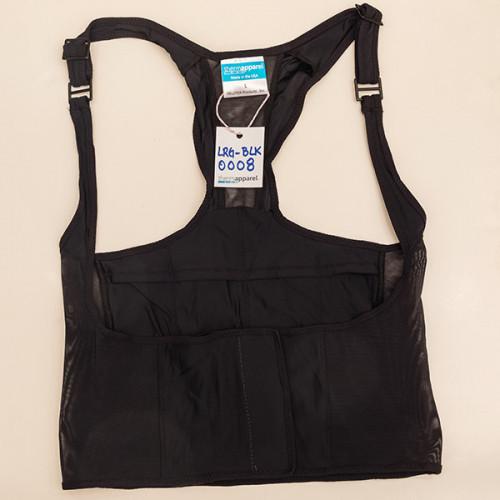 Black Large  Vest - Scratch & Dent 0008