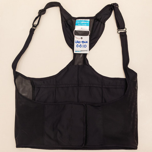 Black Large  Vest - Scratch & Dent 0010