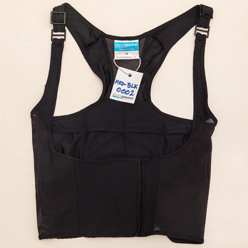 Black Medium  Vest - Scratch & Dent 0002