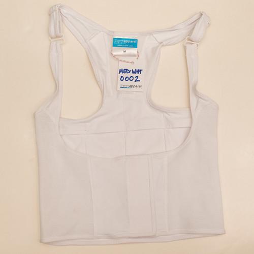 White Medium  Vest - Scratch & Dent 0002