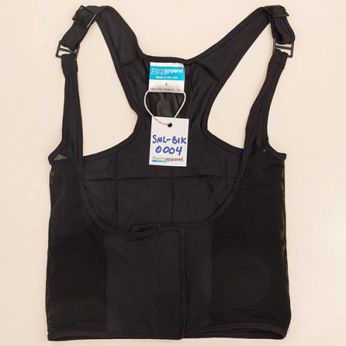 Black Small Vest - Scratch & Dent 0004