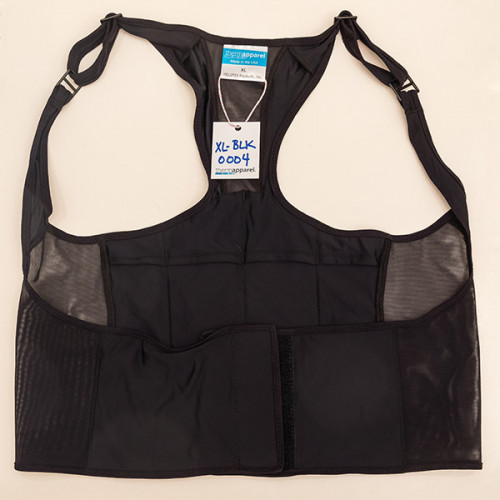 Black Extra Large Vest - Scratch & Dent 0004