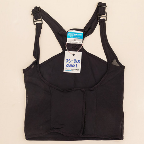 Black Extra Small Vest - Scratch & Dent 0001