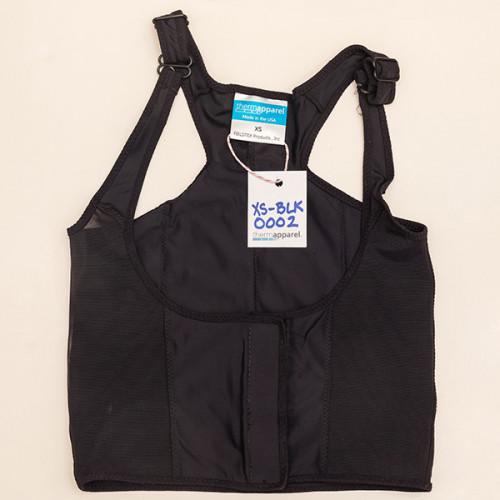 Black Extra Small Vest - Scratch & Dent 0002