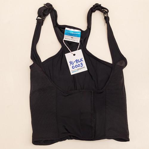 Black Extra Small Vest - Scratch & Dent 0003