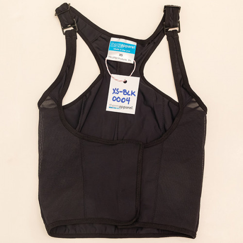 Black Extra Small Vest - Scratch & Dent 0004