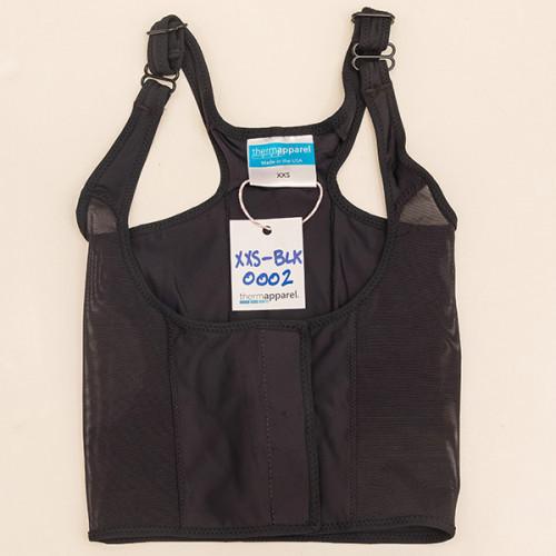 Black Extra Extra Small Vest - Scratch & Dent 0002