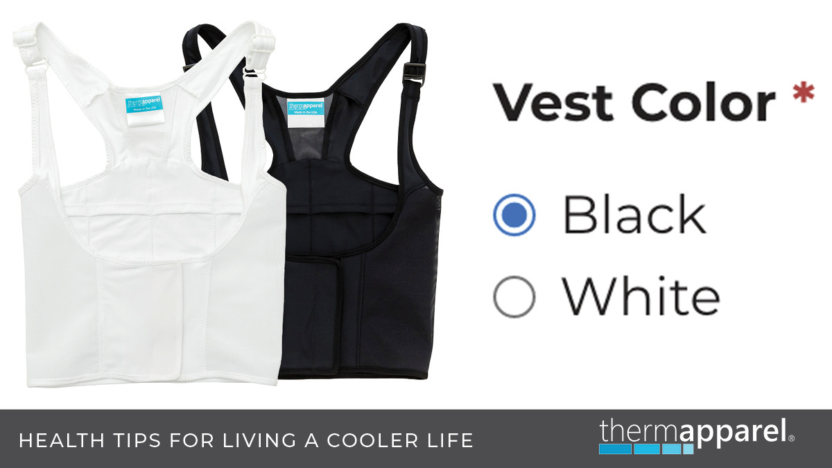 4 Things to Decide Before Ordering Your UnderCool Cooling Vest