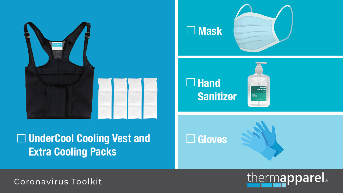 What goes in a  Coronavirus Summer Toolkit