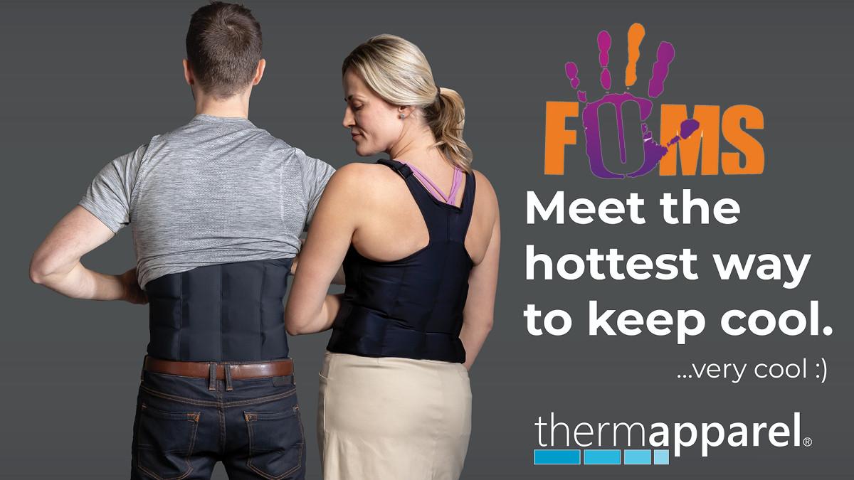 How Kathy Regan Manages Heat Sensitivity with MS