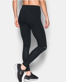 UA ColdGear Graphic Leggings. UnderArmour: $65