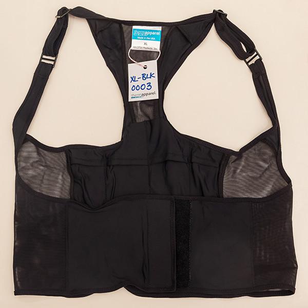 Black Extra Large Vest - Scratch & Dent 0003