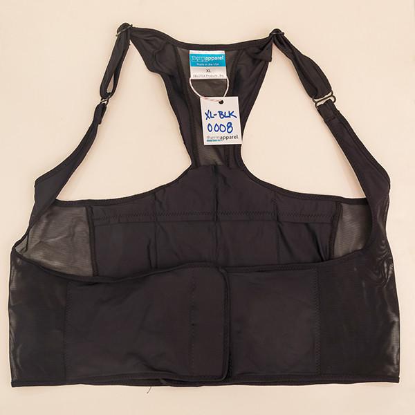 Black Extra Large Vest - Scratch & Dent 0008