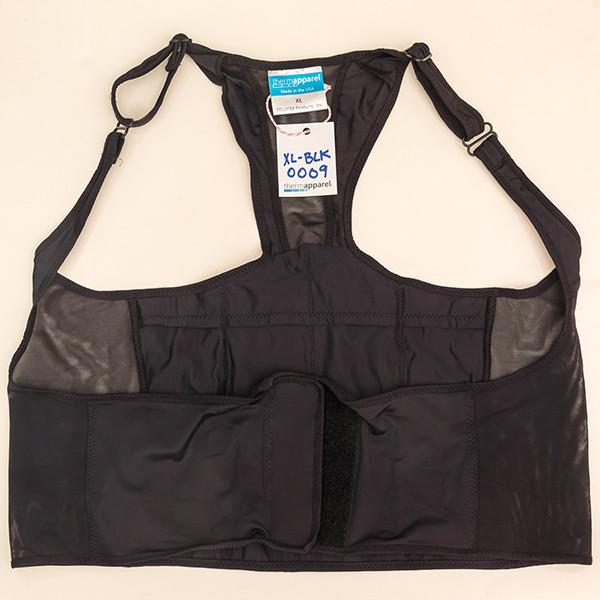 Black Extra Large Vest - Scratch & Dent 0009