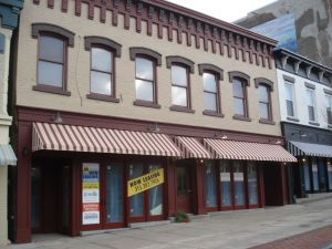 Commercial Awnings Syracuse NY