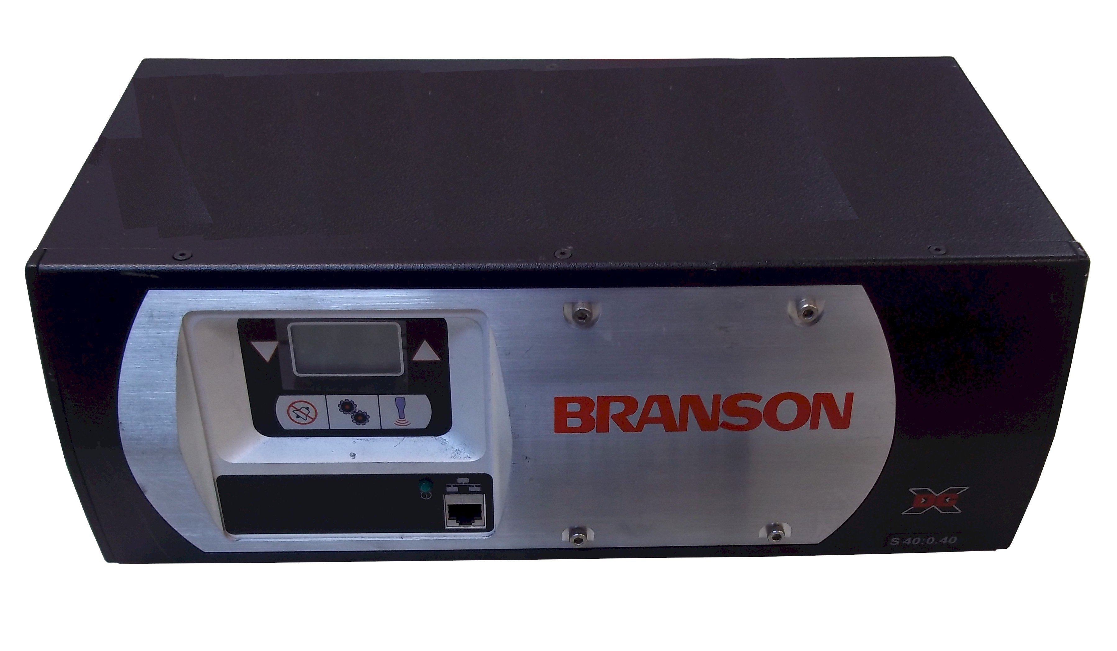 Branson 0.40DCXS40H0R Power Supply Repairs