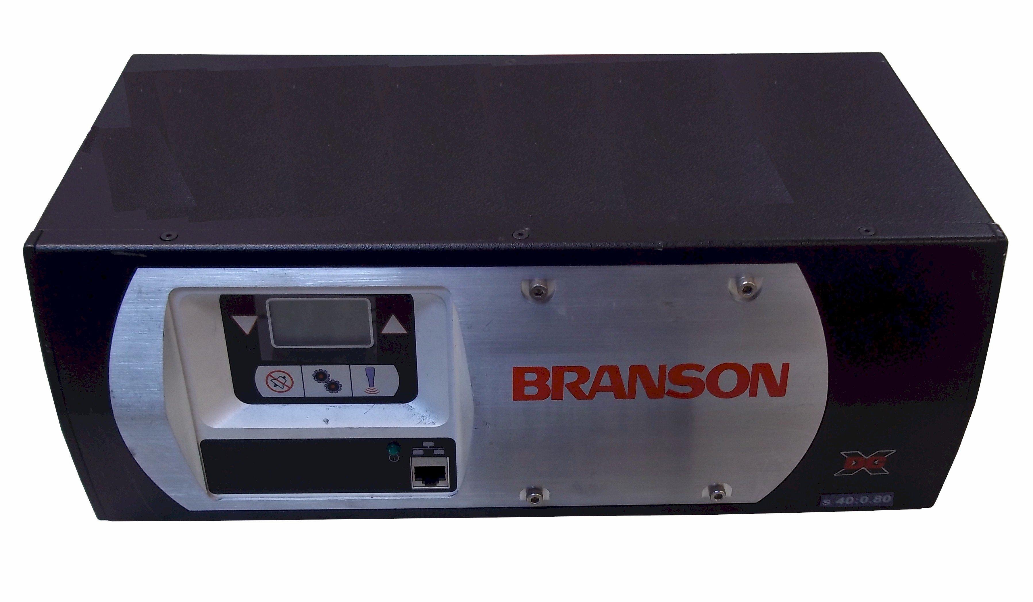 Branson 0.80DCXS40H0R Power Supply Repairs