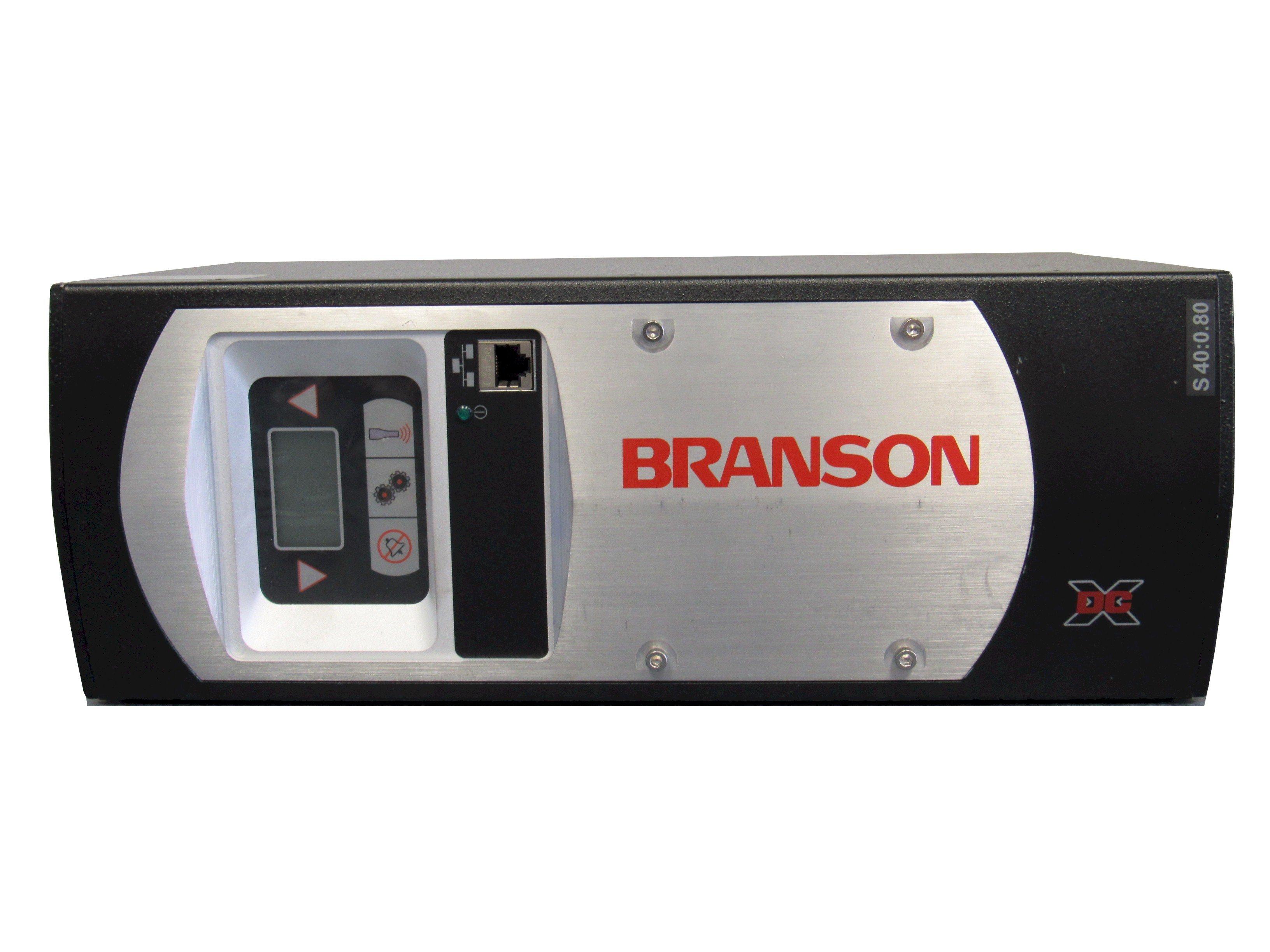 Branson 0.80DCXS40VRT Power Supply Repairs