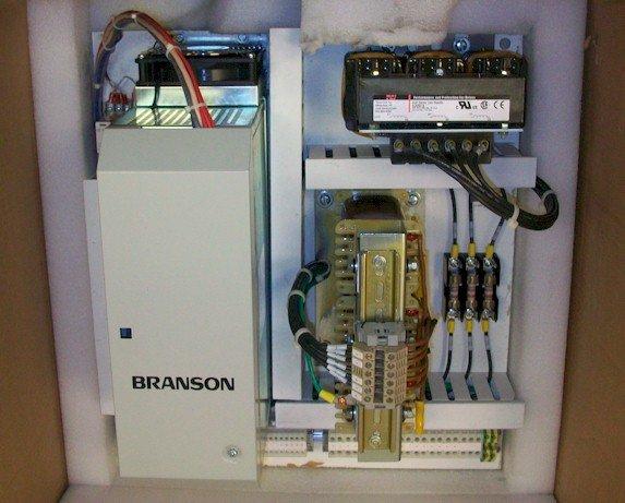Branson 144-100-210 Power Supply Repairs